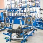 Лёгкие консольные стеллажи - Архивное и складское оборудование