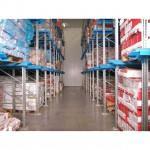 Стеллажи набивные (глубинные) - Архивное и складское оборудование