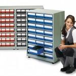 Кассетницы TRESTON 300 и 400 серий - Архивное и складское оборудование