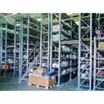 Многоуровневые стеллажи - Архивное и складское оборудование