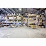 Стеллажное оборудование - Архивное и складское оборудование