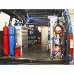 Стеллажи в автомобиль - Архивное и складское оборудование