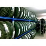 Стеллажи для шин и дисков - Архивное и складское оборудование