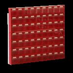 Настенные системы V - Архивное и складское оборудование