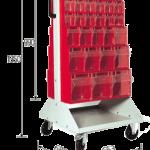 Передвижные мобильные стеллажи Стелла - Архивное и складское оборудование