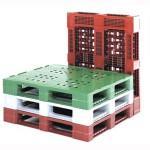 Пластиковые паллеты - Архивное и складское оборудование
