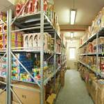 Стеллажи среднегрузовые полочные - Архивное и складское оборудование