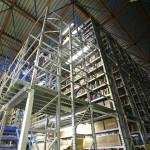 Мезонины - Архивное и складское оборудование
