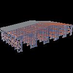 Самонесущие склады - Архивное и складское оборудование