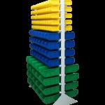 Двусторонние стойки - Архивное и складское оборудование