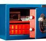 Взломостойкие сейфы класса S2  EK - Архивное и складское оборудование
