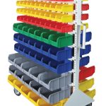 Передвижные системы хранения серии V - Архивное и складское оборудование