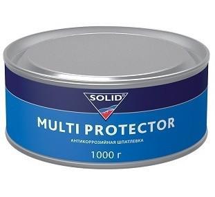 309.1000 SOLID MULTI PROTECTOR Антикоррозийная шпатлевка (1000 гр.)  - Архивное и складское оборудование