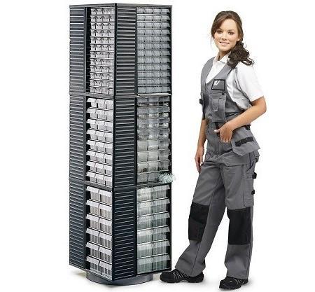 Поворотная стойка 12-550 - Архивное и складское оборудование