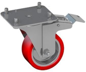 Комплект колес WS - Архивное и складское оборудование