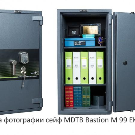 MDTB Bastion M 1585 2K - Архивное и складское оборудование