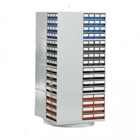 Поворотная стойка 16-400 - Архивное и складское оборудование