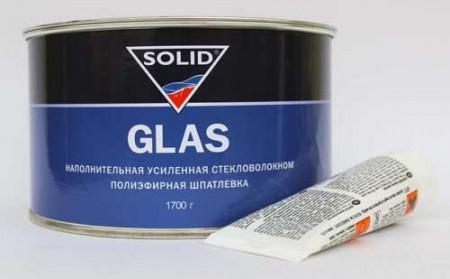 316.1700 SOLID GLAS Наполнительная шпатлевка, усиленная стекловолокном (1700 гр.) - Архивное и складское оборудование