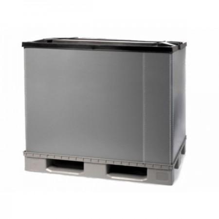 Универсальный полимерный контейнер PolyBox 1000 - Архивное и складское оборудование