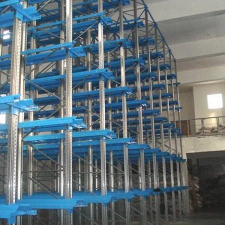 Стеллажи глубинные палетные - Архивное и складское оборудование