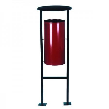 Металлическая напольная урна уличная УК-1 - Архивное и складское оборудование