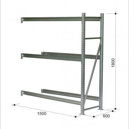 Дополнительная секция. Модель №3 - Архивное и складское оборудование
