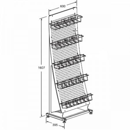 Стойка экспозитор - Архивное и складское оборудование
