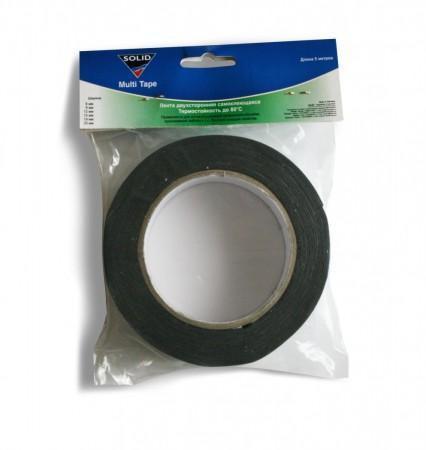 383.0605 SOLID MULTI TAPE Двухсторонняя клеющая лента, 6 мм х 5 м - Архивное и складское оборудование