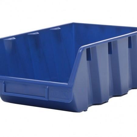 Ящик пластиковый Практик 400x230x150 - Архивное и складское оборудование