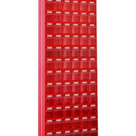 Стойка двусторонняя напольная Стелла-техник 406-00-14-00 - Архивное и складское оборудование