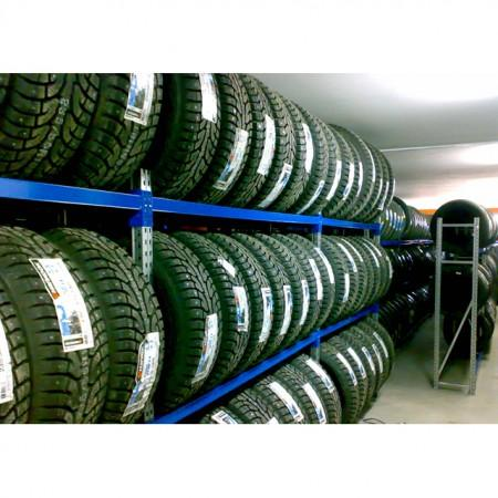 Стеллажи для хранения шин и дисков - Архивное и складское оборудование