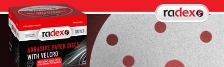 Круг абразивный D-150 мм Р 220 RADEX 551508 - Архивное и складское оборудование