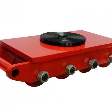 Транспортно-роликовая платформа Стелла-техник CTA-8 - Архивное и складское оборудование