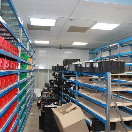 Вариант 2 - Архивное и складское оборудование