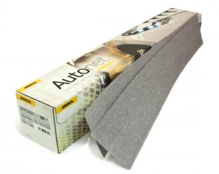 AUTONET Абразивный материал в полосках 70 х 420 мм 120Р - Архивное и складское оборудование