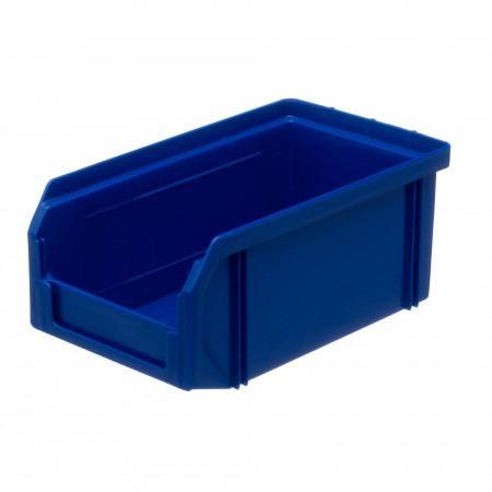 Пластиковый ящик Стелла-техник V-1-синий - Архивное и складское оборудование