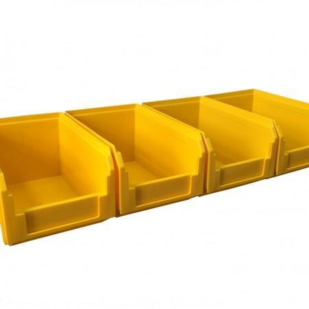 Органайзер настенный Стелла-техник V-2-650-желтый - Архивное и складское оборудование