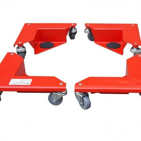 Угловые подкатные платформы Стелла-техник АR-150 - Архивное и складское оборудование