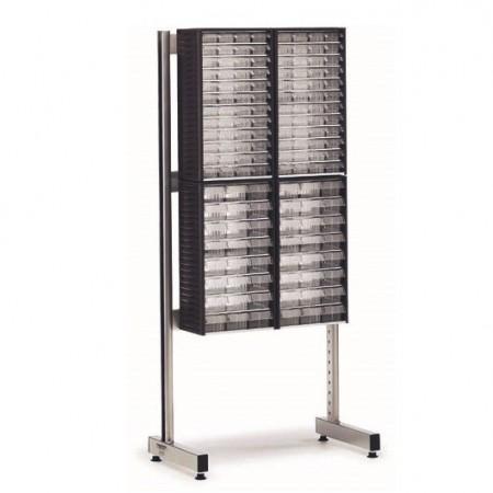 Стойка BS-550L (односторонняя) - Архивное и складское оборудование