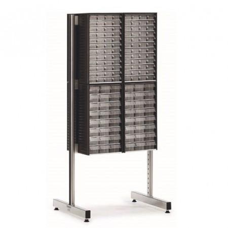 Стойка BS-550T (двухсторонняя) - Архивное и складское оборудование