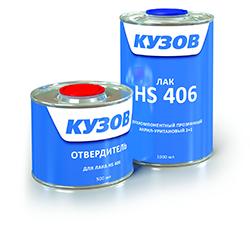 КУЗОВ лак HS 406 в комплекте с отвердителем (1000+500 мл.) - Архивное и складское оборудование