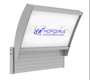 Фриз «Юником» с подсветкой - Архивное и складское оборудование
