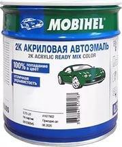 MOBIHEL HELIOS 2К АКРИЛ, колеровка по заводскому коду и по данным автомобиля  (марка, модель, WIN, год выпуска) - Архивное и складское оборудование