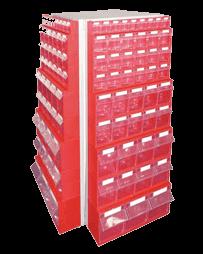 Поворотная стойка Стелла серии FOX - Архивное и складское оборудование
