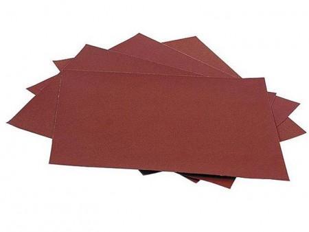 Siawat Водостойкий абразивный материал в листах 230 х 280 мм Р0120 - Архивное и складское оборудование