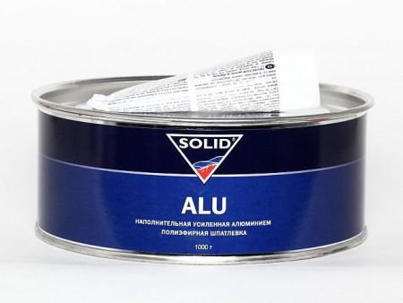 314.1000 SOLID ALU  Наполнительная шпатлевка, усиленная алюминием (1000 гр.) - Архивное и складское оборудование