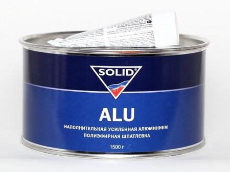 314.1500 SOLID ALU Наполнительная шпатлевка, усиленная алюминием (1500 гр.) - Архивное и складское оборудование