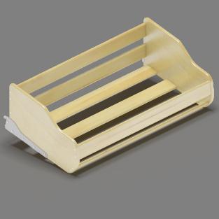 Лоток хлебный глубокий - Архивное и складское оборудование