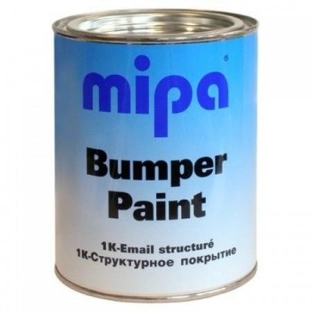 MIPA краска для бамперов структурная черная (0,5 л.) - Архивное и складское оборудование