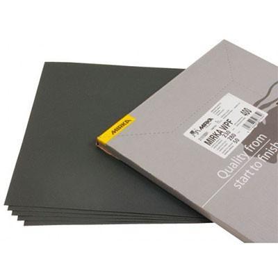 Наждачная бумага листовая Р400 WPF МИРКА  - Архивное и складское оборудование